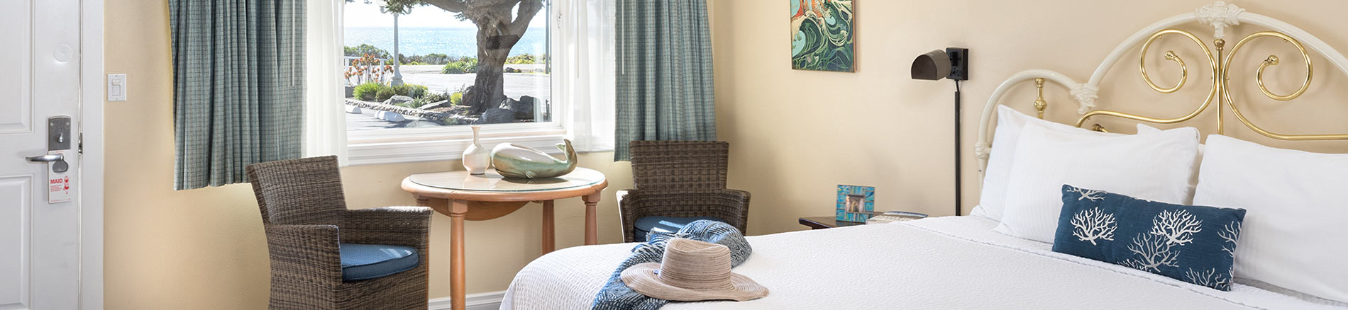 Castle Inn, Cambria CA Hotel, Best Hotel for Families at Moonstone ...